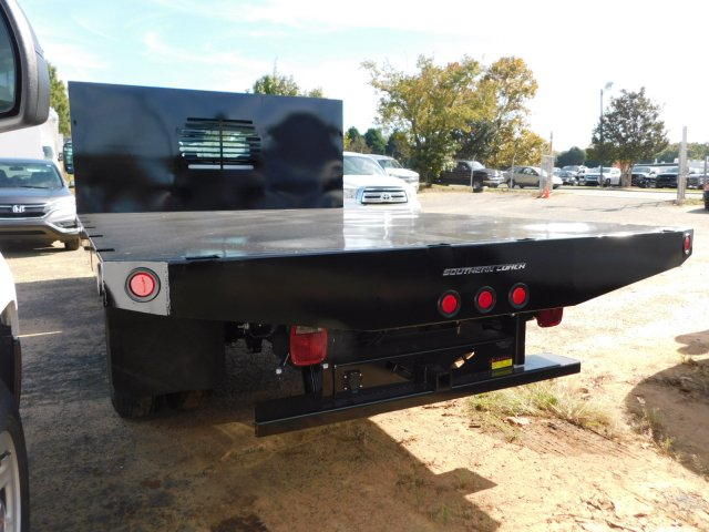 2017 Silverado 3500 Regular Cab DRW,  Platform Body #M186949 - photo 8