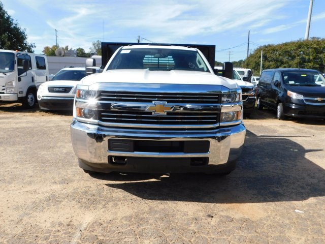2017 Silverado 3500 Regular Cab DRW 4x2,  Freedom Workhorse Platform Body #M186949 - photo 4