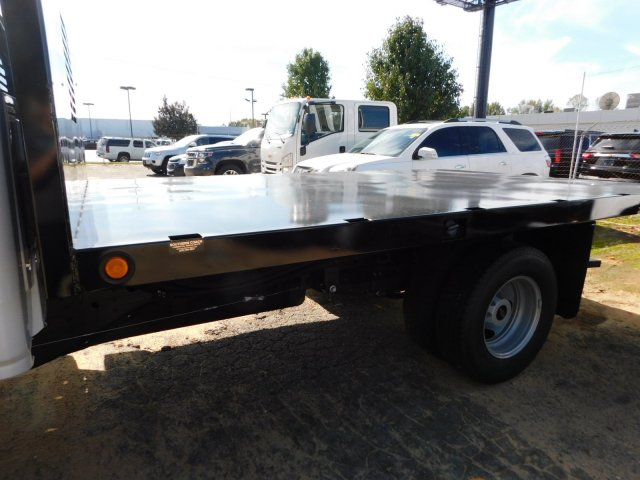 2017 Silverado 3500 Regular Cab DRW 4x2,  Freedom Workhorse Platform Body #M186949 - photo 28