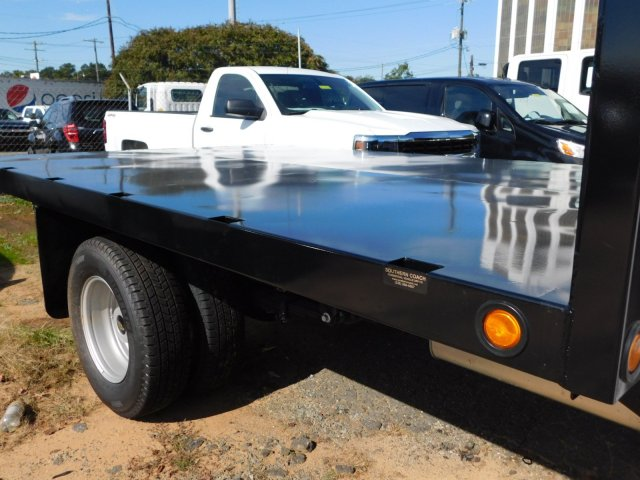 2017 Silverado 3500 Regular Cab DRW 4x2,  Freedom Workhorse Platform Body #M186949 - photo 30