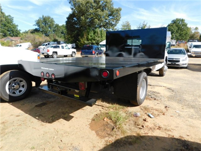 2017 Silverado 3500 Regular Cab DRW 4x2,  Freedom Workhorse Platform Body #M186949 - photo 2