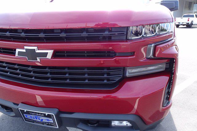 2019 Chevrolet Silverado 1500 Crew Cab 4x4, Pickup #M18706A - photo 9