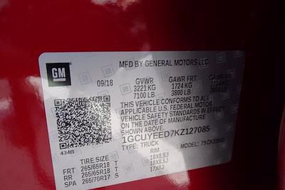 2019 Chevrolet Silverado 1500 Crew Cab 4x4, Pickup #M18706A - photo 43