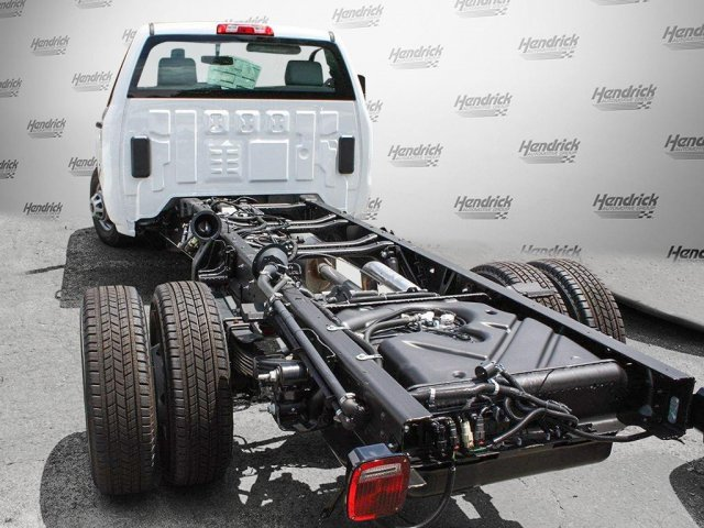 2017 Silverado 3500 Regular Cab Cab Chassis #M198506 - photo 6