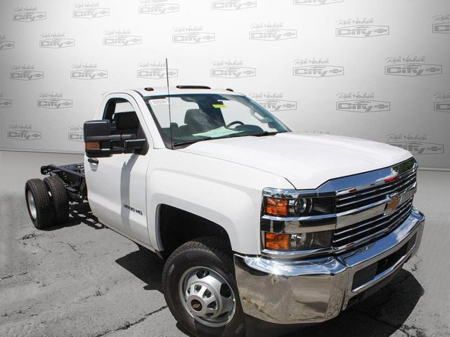 2017 Silverado 3500 Regular Cab Cab Chassis #M198506 - photo 7