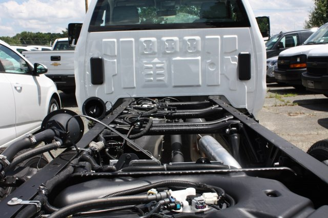 2017 Silverado 3500 Regular Cab Cab Chassis #M198506 - photo 26