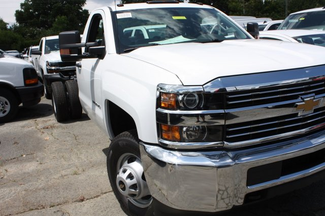 2017 Silverado 3500 Regular Cab Cab Chassis #M198506 - photo 31