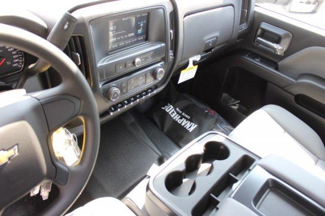 2019 Silverado 3500 Crew Cab DRW 4x2,  Knapheide Standard Service Body #M204549 - photo 16