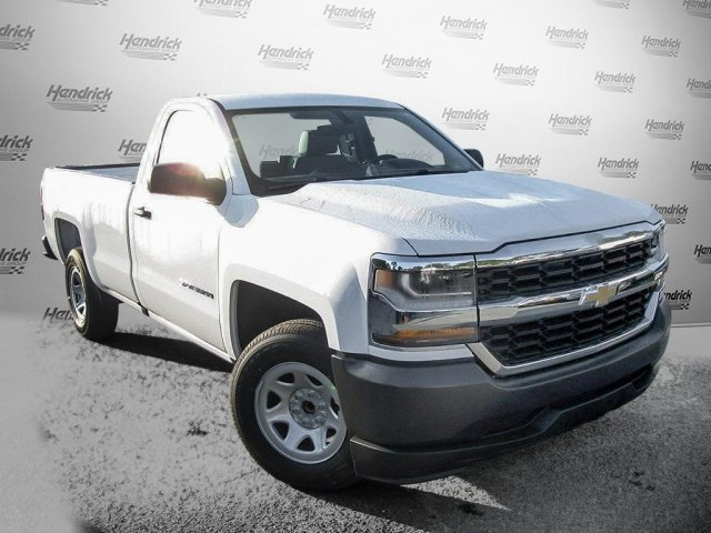 2017 Silverado 1500 Regular Cab Pickup #M205044 - photo 3