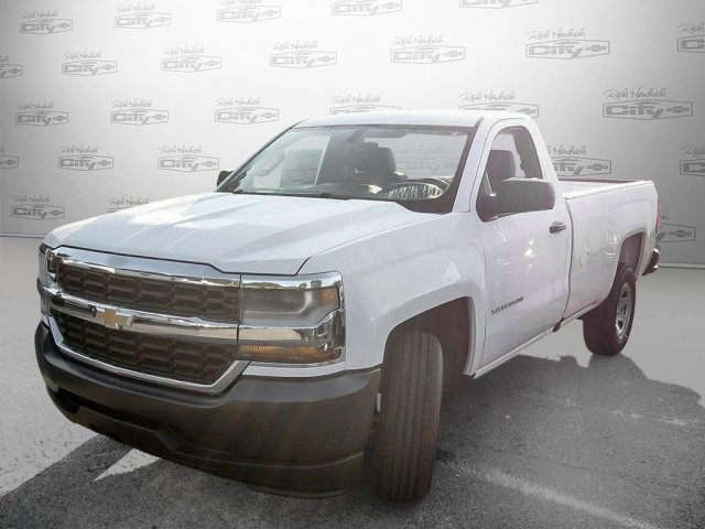 2017 Silverado 1500 Regular Cab Pickup #M205044 - photo 6