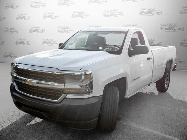 2017 Silverado 1500 Regular Cab Pickup #M205044 - photo 7