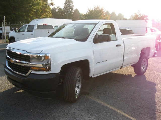 2017 Silverado 1500 Regular Cab Pickup #M205044 - photo 16