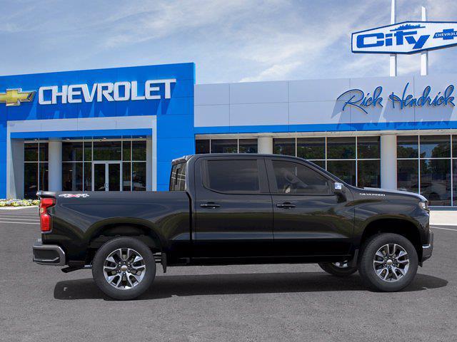 2021 Chevrolet Silverado 1500 Crew Cab 4x4, Pickup #M21158 - photo 5