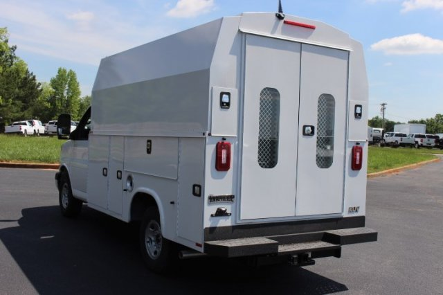 2019 Express 3500 4x2,  Knapheide KUV Service Utility Van #M212555 - photo 5