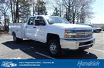 2019 Silverado 3500 Crew Cab DRW 4x2,  Reading Service Body #M214394 - photo 1