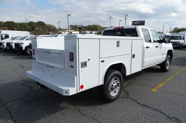 2019 Chevrolet Silverado 2500 Double Cab 4x2,  Knapheide Service Body #M220689 - photo 1