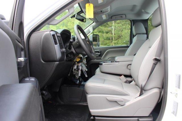 2019 Silverado 3500 Regular Cab DRW 4x4,  Reading SL Service Body #M223066 - photo 12