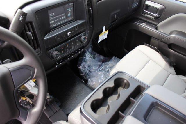 2019 Silverado 3500 Regular Cab DRW 4x4,  Reading SL Service Body #M223066 - photo 15