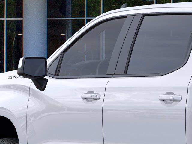 2021 Chevrolet Silverado 1500 Crew Cab 4x4, Pickup #M22990 - photo 10
