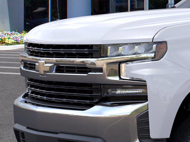 2021 Chevrolet Silverado 1500 Crew Cab 4x4, Pickup #M22990 - photo 11