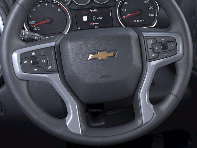 2021 Chevrolet Silverado 1500 Crew Cab 4x4, Pickup #M22990 - photo 16