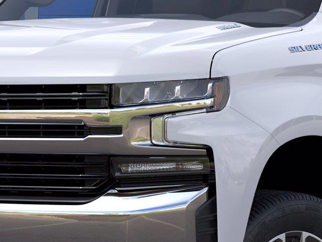 2021 Chevrolet Silverado 1500 Crew Cab 4x4, Pickup #M22990 - photo 8
