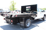 2018 Silverado 3500 Crew Cab DRW 4x2,  Knapheide Value-Master X Platform Body #M229937 - photo 2