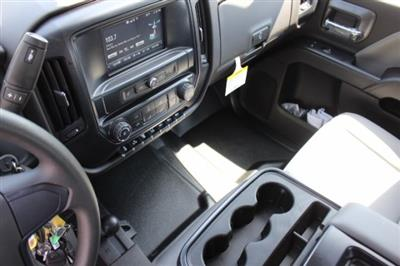 2019 Silverado 3500 Crew Cab DRW 4x4,  Knapheide Value-Master X Platform Body #M240957 - photo 14