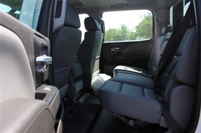 2019 Silverado 3500 Crew Cab DRW 4x4,  Knapheide Value-Master X Platform Body #M240957 - photo 16