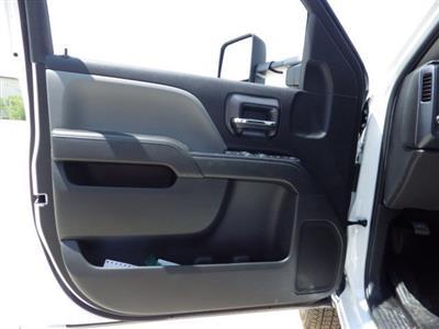 2019 Silverado 3500 Crew Cab DRW 4x4,  Knapheide Concrete Contractor Body #M248258 - photo 10
