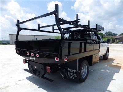 2019 Silverado 3500 Crew Cab DRW 4x4,  Knapheide Concrete Contractor Body #M248258 - photo 2