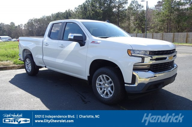 2019 Silverado 1500 Double Cab 4x4,  Pickup #M254833 - photo 1