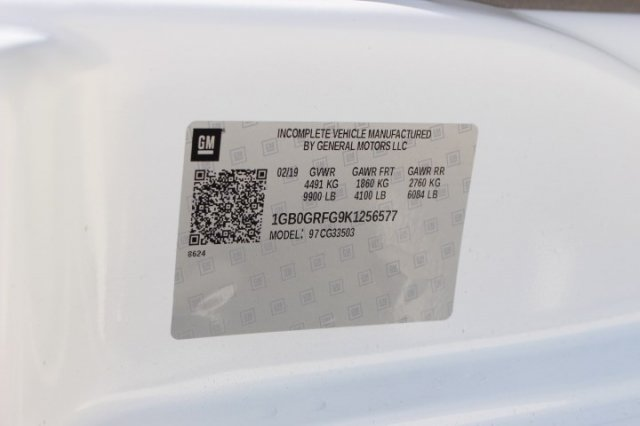 2019 Express 3500 4x2,  Knapheide KUV Service Utility Van #M256577 - photo 19