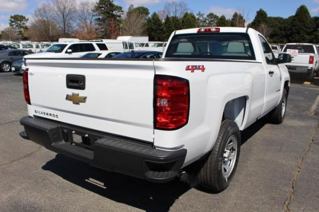2018 Silverado 1500 Regular Cab 4x4,  Pickup #M263357 - photo 2