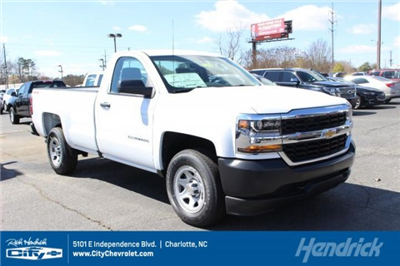 2018 Silverado 1500 Regular Cab 4x4,  Pickup #M263357 - photo 1