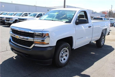 2018 Silverado 1500 Regular Cab 4x4,  Pickup #M263357 - photo 3