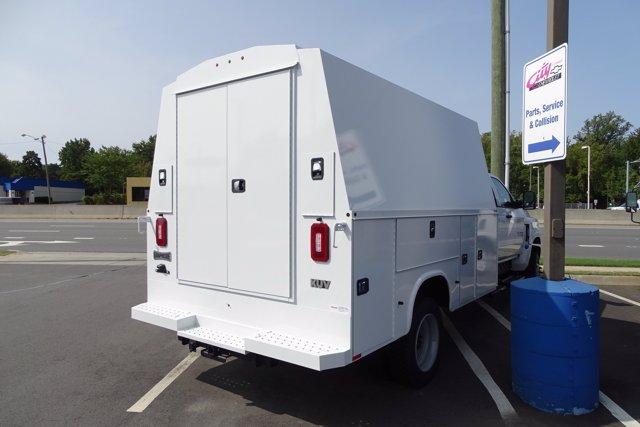 2020 Chevrolet Silverado 5500 Crew Cab DRW 4x4, Knapheide Service Body #M266061 - photo 1
