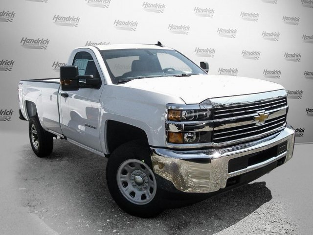 2017 Silverado 3500 Regular Cab 4x4 Pickup #M271670 - photo 3