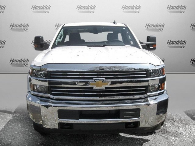 2017 Silverado 3500 Regular Cab 4x4 Pickup #M271670 - photo 4
