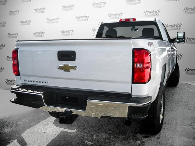 2017 Silverado 3500 Regular Cab 4x4 Pickup #M271670 - photo 2
