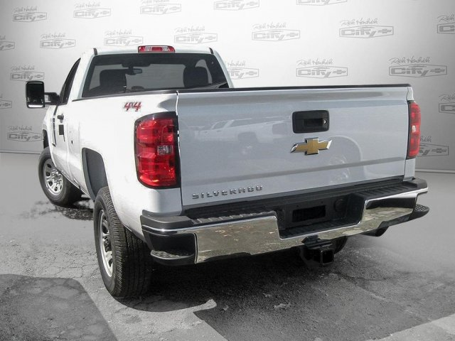 2017 Silverado 3500 Regular Cab 4x4 Pickup #M271670 - photo 6