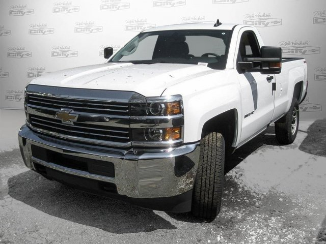 2017 Silverado 3500 Regular Cab 4x4 Pickup #M271670 - photo 7