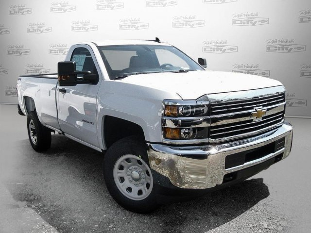 2017 Silverado 3500 Regular Cab 4x4 Pickup #M271670 - photo 8