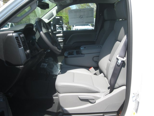 2017 Silverado 3500 Regular Cab 4x4 Pickup #M271670 - photo 14