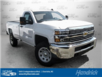 2017 Silverado 3500 Regular Cab 4x4 Pickup #M271670 - photo 1