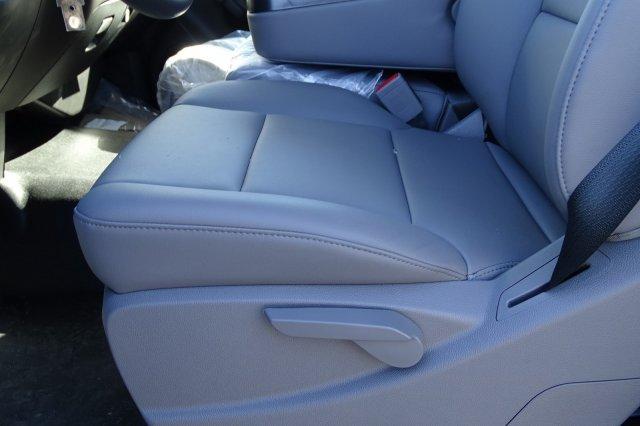 2018 Silverado 3500 Regular Cab DRW 4x2,  Knapheide Value-Master X Platform Body #M272826 - photo 8