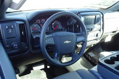 2018 Silverado 3500 Regular Cab DRW 4x2,  Knapheide Value-Master X Platform Body #M272826 - photo 6