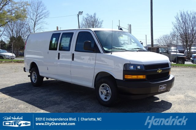 2019 Express 2500 4x2,  Empty Cargo Van #M273238 - photo 1