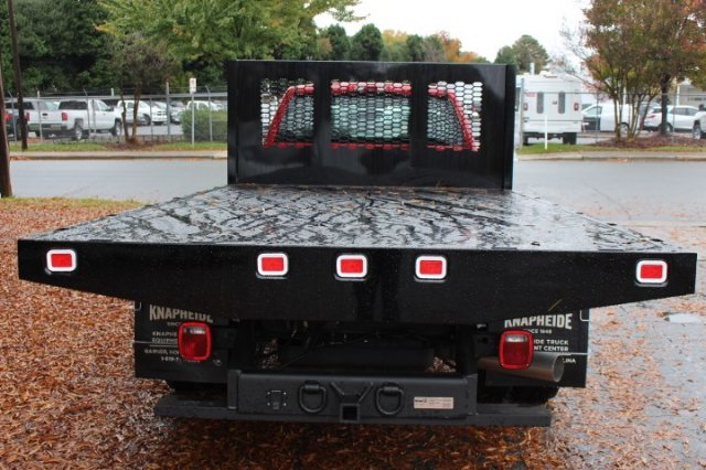 2018 Silverado 3500 Regular Cab DRW 4x2,  Knapheide Platform Body #M277125 - photo 13