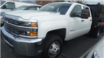 2016 Silverado 3500 Crew Cab 4x4, Freedom Platform Body #M284086 - photo 1